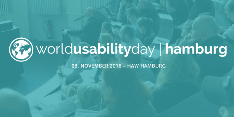 World Usability Day, Hamburg