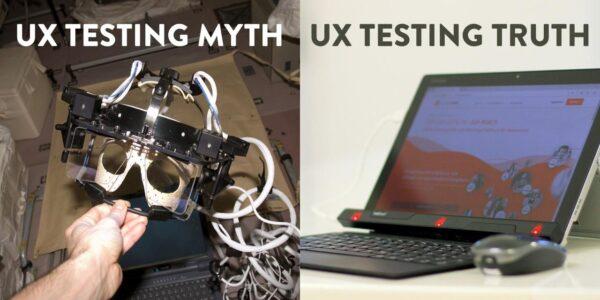 5 myths UX Apps Website