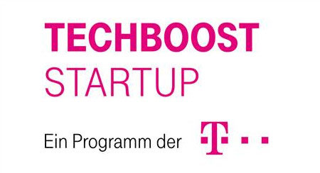 Logo Deutsche Telekom TechBoost program